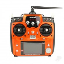 AT1011 2.4GHz 12 Channel Transmitter with Receiver (Orange)