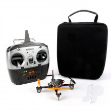 F110S Mini Racing Quadcopter Combo Including Camera VTx and T8FB Transmitter