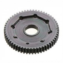 LOSI MINI 8IGHT .5 MOD HARD 58T BLACK STEEL SPUR GEAR
