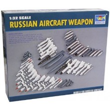 Plastic Kit Trumpeter 1:32 scale Russian Aircraft Weapon 03301