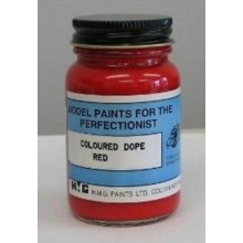 HMG Fuel Proof Dope - Red