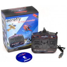 Ikarus AeroflyRC7 Simulator  - Ultimate with USB-Commander
