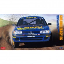 1:24 Subaru Legacy RS 1993 New Zealand Rally Winner/Tour de Course Rally