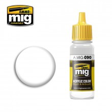 Ammo Mig Jimenez Acrylic 17ml Paint SATIN VARNISH