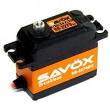 SAVOX HV DIGITAL BRUSHLESS SERVO 28KG/0.095s@7.4V