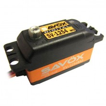 SAVOX HV LOW PROFILE DIGITAL SERVO 15KG/0.085S@7.4V