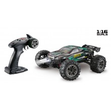Scale 1:16 4WD High Speed Truggy 2.4GHz Black/Green