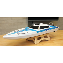 Helion Rivos RTR Boat Red/Blue (UK) Speed Boat