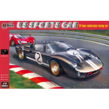 Plastic Kit Trumpeter US Sports Car