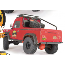 FTX Ranger XC 1:16th 4WD Ready To Run Pick Up Trail Vehicle - Red