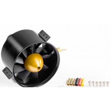 Freewing 90mm 9 Blade EDF 6S Power System with 3748-1750kV Outrunner Motor
