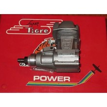 Super Tigre G34 Heli engine includes swing muffler - NEW - 1 ONLY