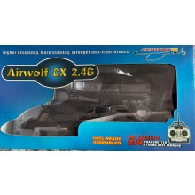 Century Uk Airwolf CX 2.4G - Ready to Fly (USB Charge Lead)