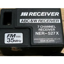 JR NER-527X 35mhz 7 Channel Receiver - SECOND HAND