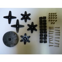 SMC Servo Mounting Accessories (4)