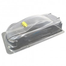 SWEEP STC-4 1/10 190MM TOURING CAR CLEAR BODY LW W/1MM THICK