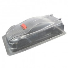 SWEEP STC-6 1/10 190MM TOURING CAR CLEAR BODY REGLULAR W/1MM