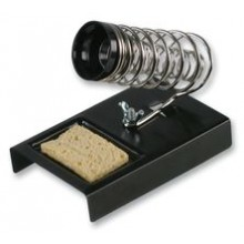 Soldering Iron Stand-Hollow Base with Sponge