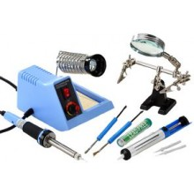 Duratool Soldering Station Kit (D03292 )
