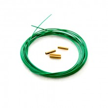 Pull Pull Wire 0.8 (Green)