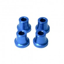 Stand Off - 15mm (6mm 1/4 Hole) (Blue)
