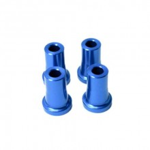 Stand Off - 25mm (6mm 1/4 Inch Hole) (Blue)