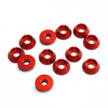 Secraft Cap Bolt Washer 3.0 (Red)