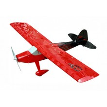 Sig T-Clips Taylorcraft Red and Black ARTF