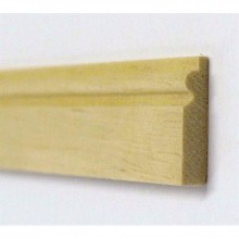 Skirting Board (Narrow) - 3.0mm x 16.0mm x 915mm