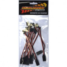 Futaba Type Extension Wire - 150mm (12pc)