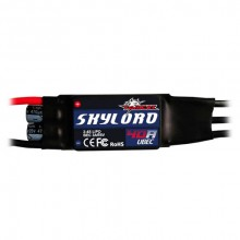 TOMCAT SKYLORD 40 AMP ESC FOR AIRCRAFT