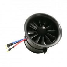 Ducted Fan Unit with Brushless Motor EDF 70mm-12 4s 3400kv