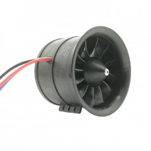 Ducted Fan Unit with Brushless Motor EDF 90mm-12 6s 1450kv
