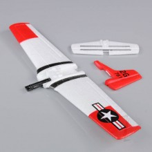 Main Wing and Tail (Painted) (T28)