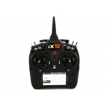 Spektrum iX12 12-Channel Transmitter DSMX Only