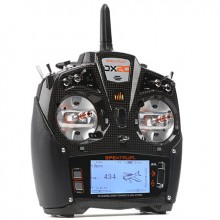 Spektrum DX20 Transmitter Only with charger
