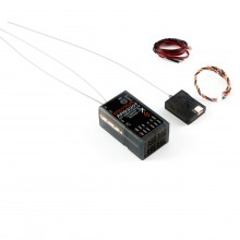 AR9320T 9CH Carbon Fuse Intergrated Telemetry RX