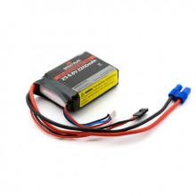 Spektrum 2200mAh 6.6V 2S LiFe Receiver Battery