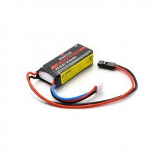 Spektrum 300mAh 2S 6.6V LiFe Receiver Battery