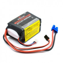 Spektrum 4000mAh 2S 6.6V LiFe Receiver Battery