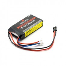 Spektrum 900mAh 6.6V 2S LiFe Receiver Battery