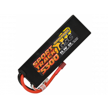 5300mAh 3s 65c Lipo Hard Case Battery