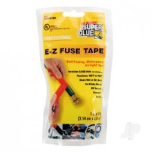 E-Z Fuse Silicone Tape Red (1in x 10ft)