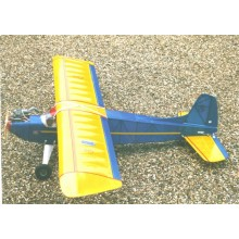 Ben Buckle 4 ch Super60 Wing kit