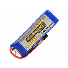 Supersport 2200mAh 2s 7.4v 35C