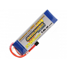 SuperSport 2700mAh 2s 7.4v 30C