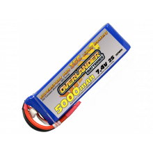 Supersport 5000mAh 2s 7.4v 35C