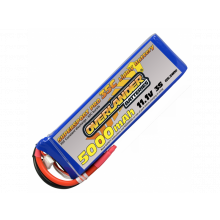 Supersport 5000mAh 3s 11.1v 35C (XT90)