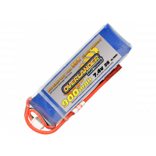 Supersport 900mAh 2s 7.4v 35C