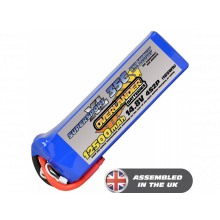 LiPo Batteries 12500mAh 4S2P 30C SupersportXL- SKU 2790